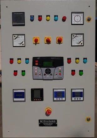Auto Synchronizing Panel