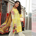 Embroidery Work Cotton Suit