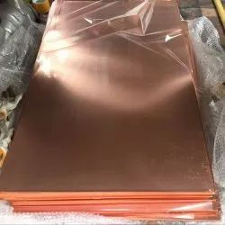 Beryllium Copper Sheets C17200