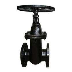 350mm Cast Iron Sluice Valve