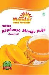 Frozen Alphonso Mango Pulp
