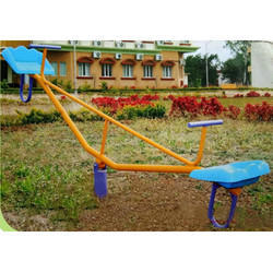 Two Seater Seesaw