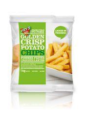 Frozen Foods Packaging Bags