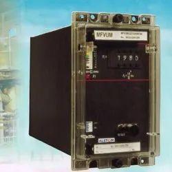 Alstom MFVUM 12 Digital Frequency Relay