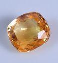 Natural Yellow Sapphire (Padamraj) -5.02 Carat