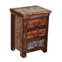 Reclaimed Wood Bedside