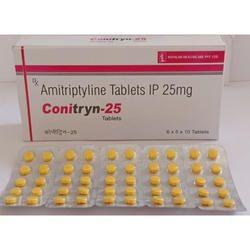 Conitryn Amitriptyline Tablets IP, Packaging Type: Box