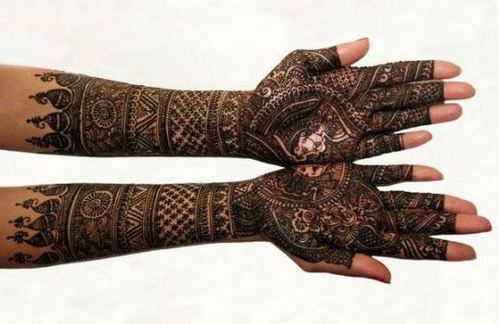 Henna Mehndi Quotes : Muslim mehndi designs best you ll fall in love with