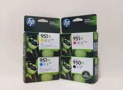 HP 951XL Ink Cartridge 4 Colour
