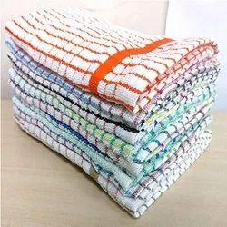 Big Square Checks Kitchen Towels