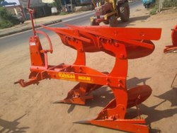 Mechanical Reversible Plough