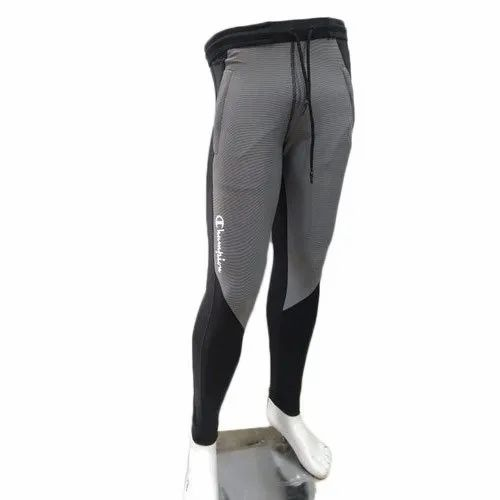 4 Way Lycra Casual Mens Sports Dryfit Lower