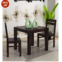 Sheesham Convert Your House Into Home 2 Seater Dining Table