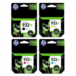 HP 933XL Ink Cartridge 4 Colour
