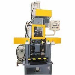 Semi-automatic Three Phase Silencer Seaming Machine