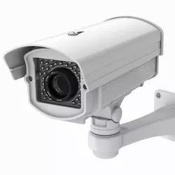 Day & Night Vision Analog Camera HD Bullet Camera, For Home, Office, Hotel, CMOS