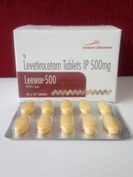 Levetiracetam -500