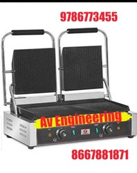 Double Sandwich Griller for Commercial
