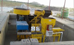 Automatic TARA MechRam X-1600 Fly Ash Brick Plant