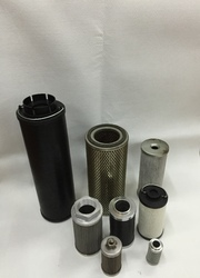 IndiaFilters German Imported Glass Fiber Cylindrical Filter Element