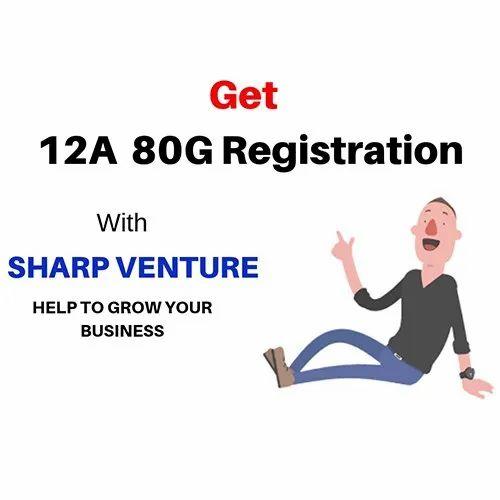 12A 80G Registration Service