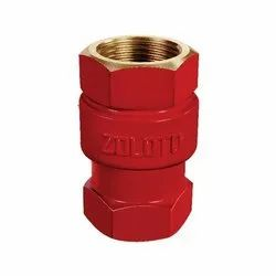 Zoloto Bronze Parallel Slide Blow Off Valve