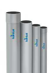Kankai UPVC Pressure Pipes, Size/Diameter: 3 inch, for Plumbing