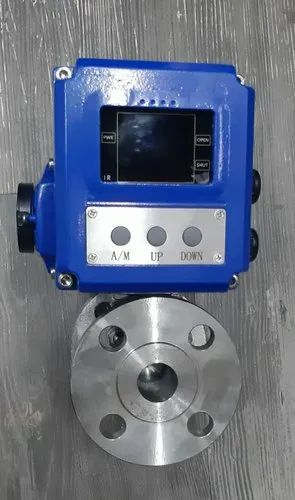 Shah Automatic Motorized Ball Valve
