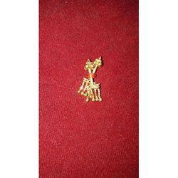 Golden Ladies Gold Earrings