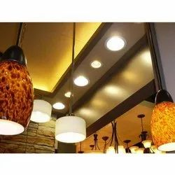 Electrical Interior Light Fitting Service