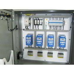 Three Phase PLC Drive Panel, IP Rating: IP42