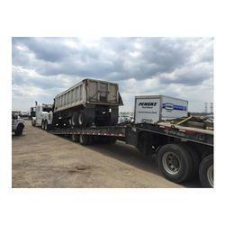 Industrial Equipment Transportation Service