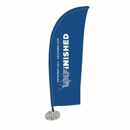 Custom Advertising Flags - Desk Flags Manufacturer from