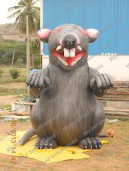 Inflatable Rat