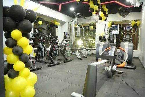 Gym Set Up Services