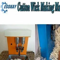 Full Automatic Cotton Wick Making Machine