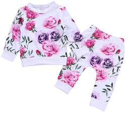 Unisex 100% Cotton Interlock Cotton Custom Baby Clothes