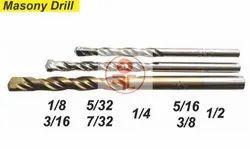 Carbide Tipped Masonry Drill Bits