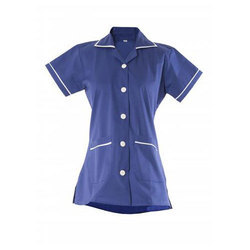 Adbha Nurse Half Sleeve Tunic, Size: Small and Large