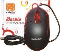 Zebion Mouse USB Barbie