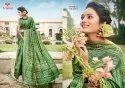Triveni Bella Vol 3 Innovative Style Beautifully Designs Saree