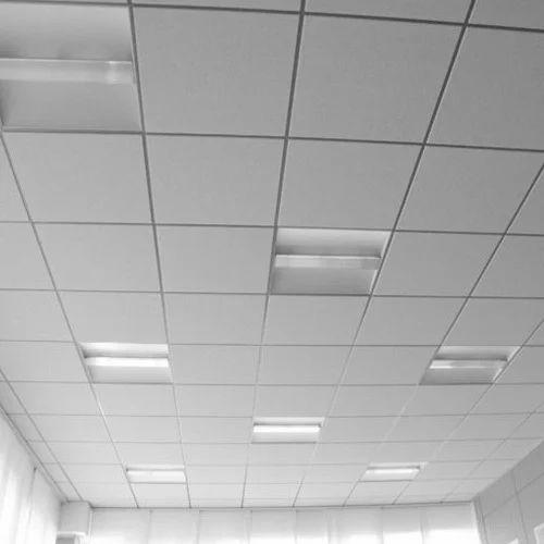Metalart Aluminum False Ceiling Tile Thickness 1 5 Mm