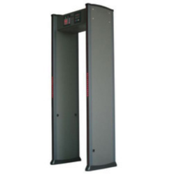Door Frame Metal Detector Single Zone