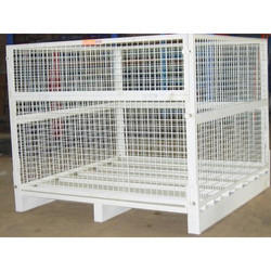Material Handling Metal Cages