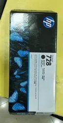 HP 728 Black Cartridge