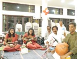 Devotional Music Orchestra Service