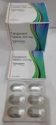Faropenem Tablet 20 mg