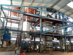Vegetable Oil Refinery Plants