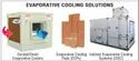 Two Stage Indirect Direct Evaporative Cooling System