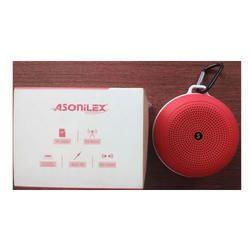 Sonilex Red & White Portable Speaker
